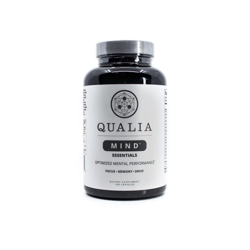 Packshot of Qualia Mind Essentials